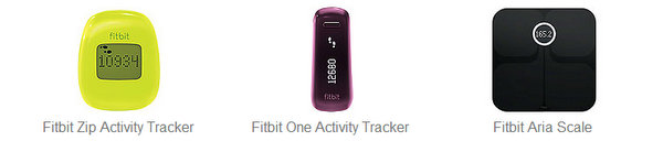 Fitbit weight loss tools - pedometer, and wifi scale