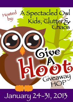 Give a Hoot Giveaway