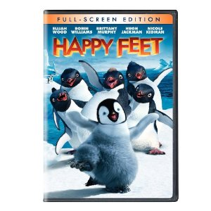 Happy Feet cheap on DVD