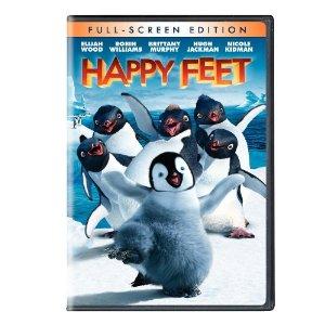 Happy Feet cheap on DVD