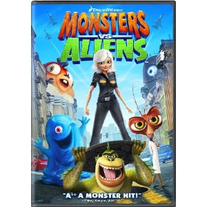 Monsters vs Aliens - cheap