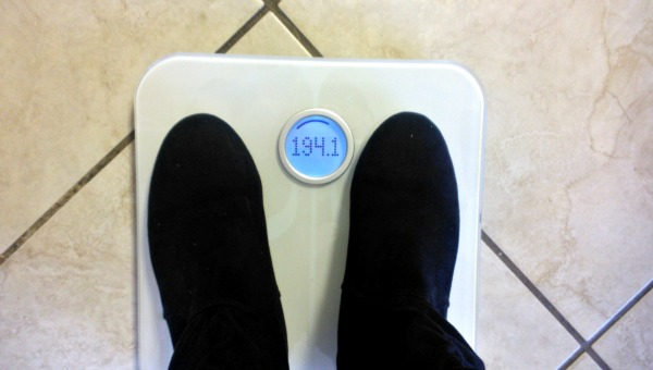 weekly weigh in