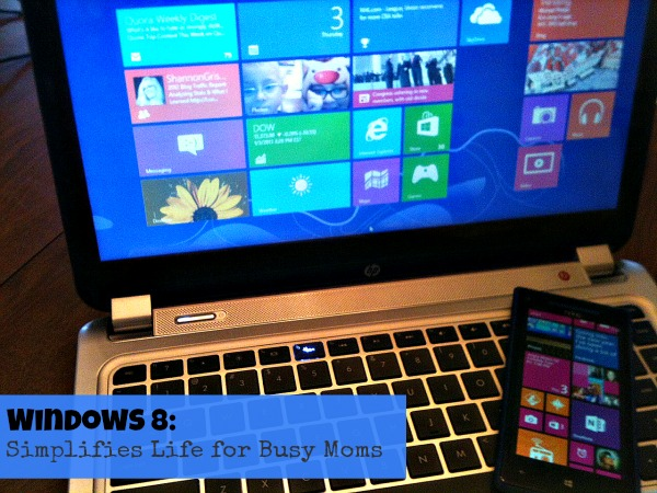Windows 8 for moms