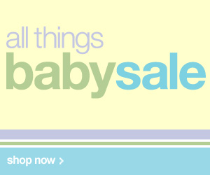 All Things Baby Sale