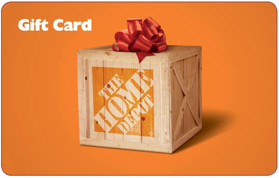 Home Depot Do-It-Herself Twitter Party Prizes