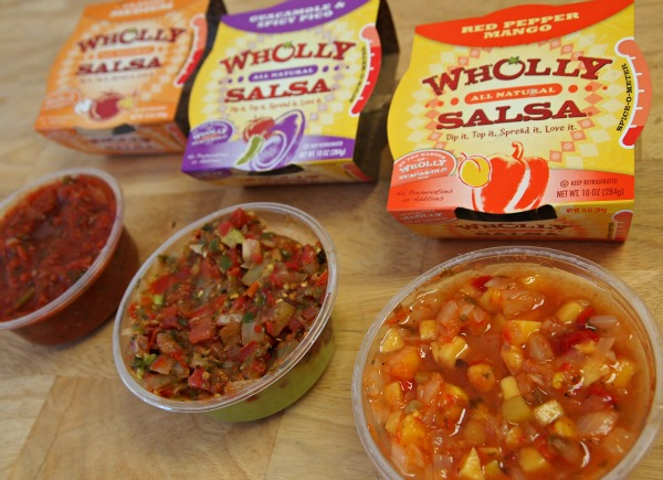Wholly Guacamole Salsa