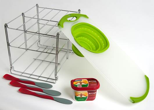Simplifying your kitchen - tools to use