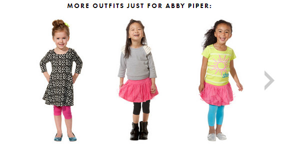 Deals on kids outfits