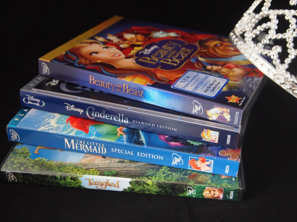 Princess movie night