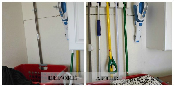 Laundry Room Mini-Makeover: 5 Tips to Get You Organized