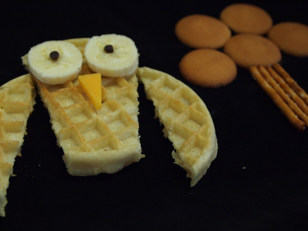 Eggo Waffle Owls – #EggoWaffleOff
