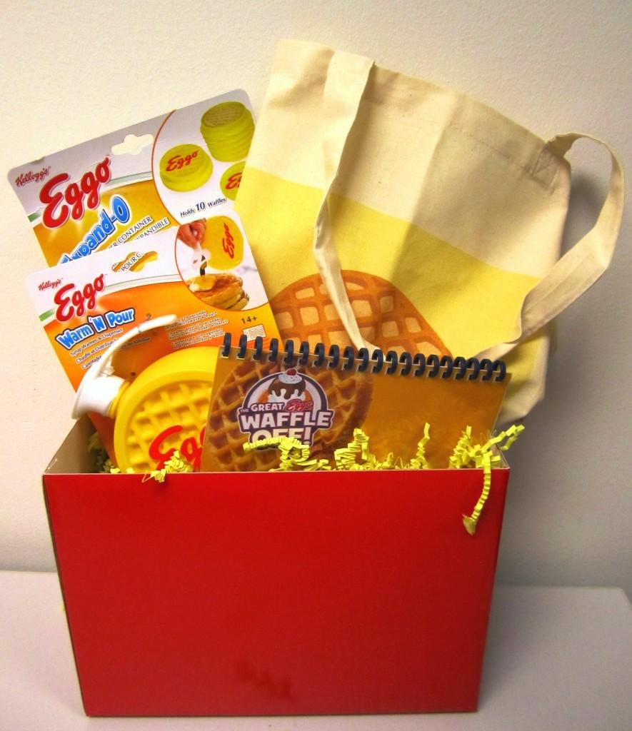 Win a #EggoWaffleOff Prize Pack!