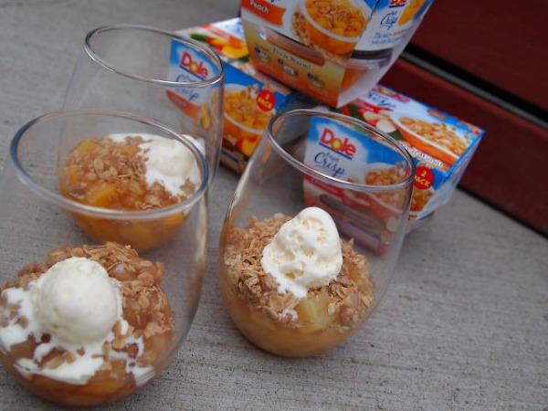 Dole Fruit Crisp Desserts