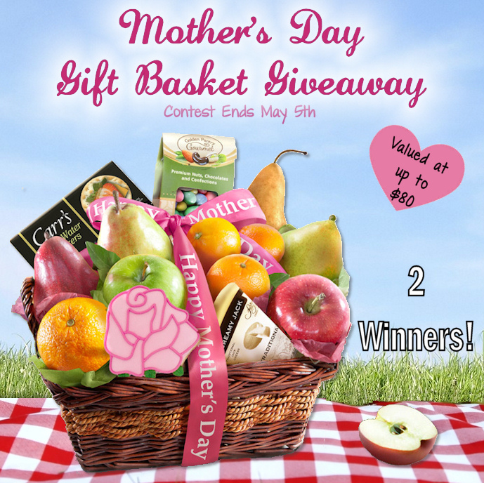 Mother's Day Gift Basket Giveaway Event