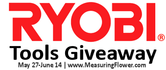 Perfect for DIY Mommas or Father's Day Gifts – $436 Ryobi Tools Giveaway!