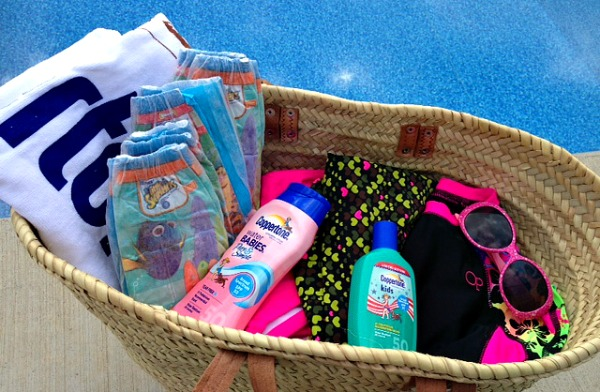 Top 10 Summer Must-Haves in Mom's Pool Bag
