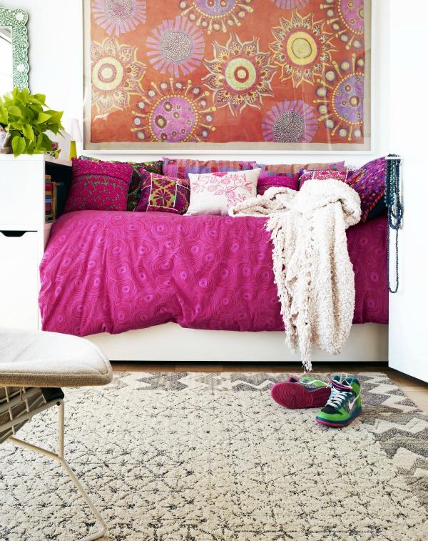 Vintage Vibe teen rug