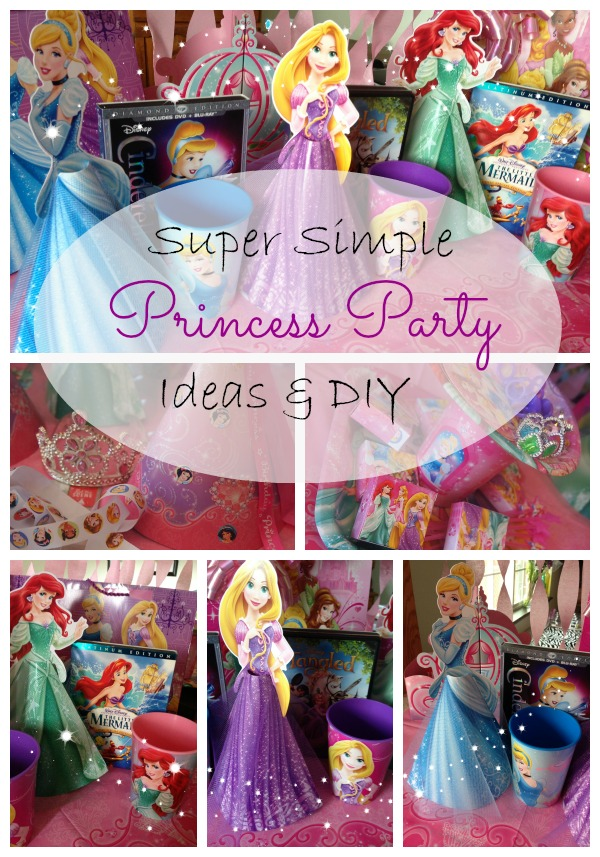 Best birthday celebration, princess party ideas