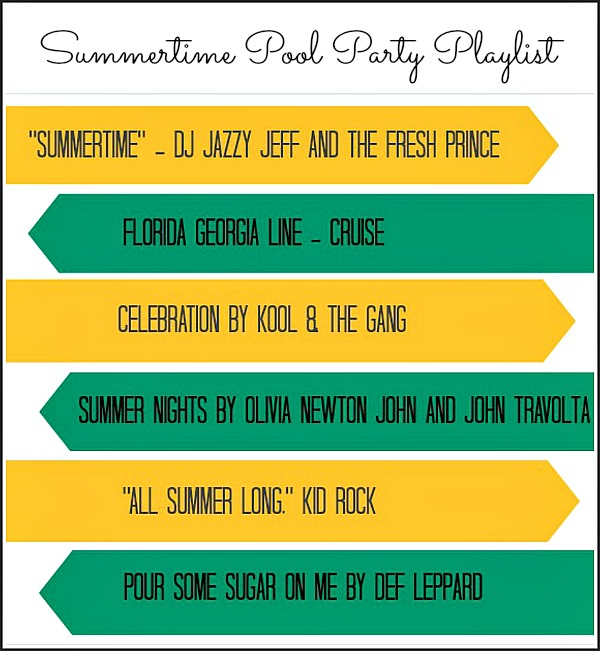 Summer Pool Party Playlist – and the Best Way to Listen to It