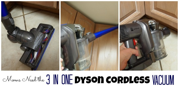 Moms need the 3 in one dyson cordless vacuum