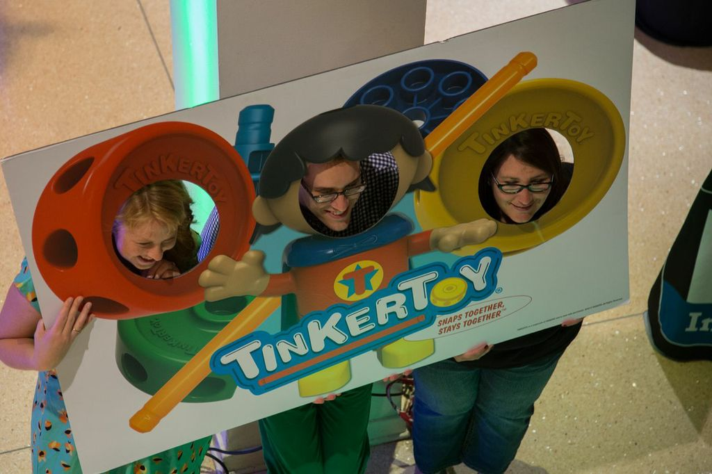 The new Tinker Toys
