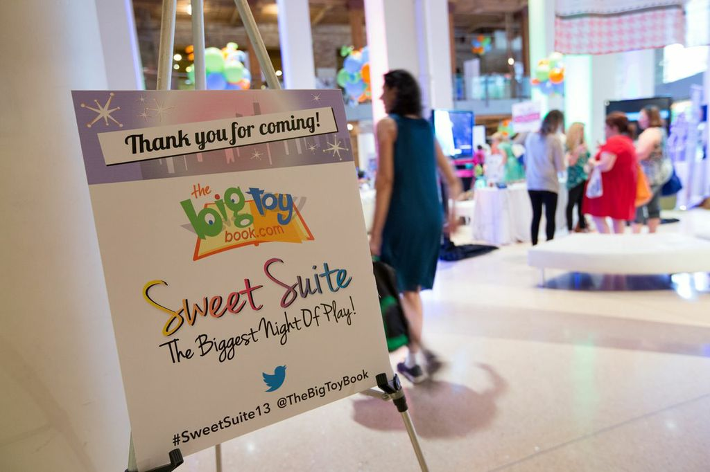 Sweet Suite '13 party