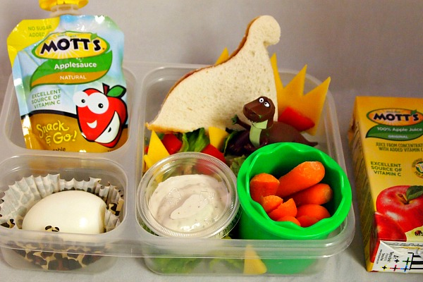Learn how to make cool kids lunches
