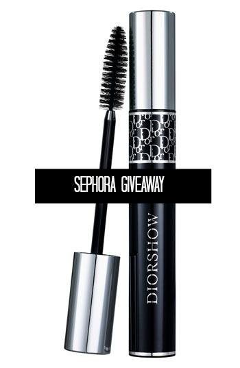 Win a $100 Sephora Shopping Spree