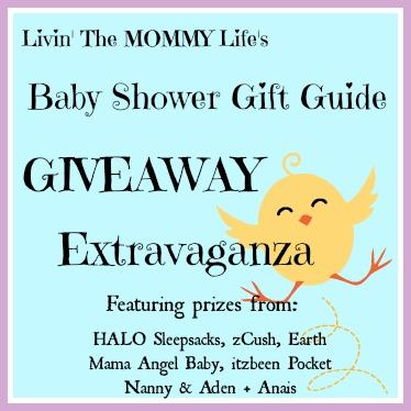 Baby Shower Giveaway Extravaganza