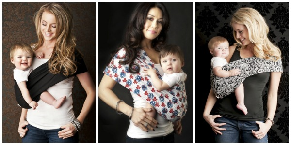 free baby sling carrier