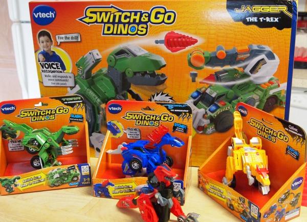 Shake & Go Dinos from VTech