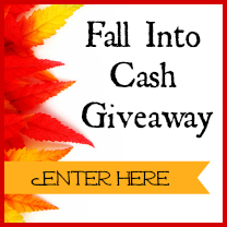 $750 Fall Into Cash Giveaway