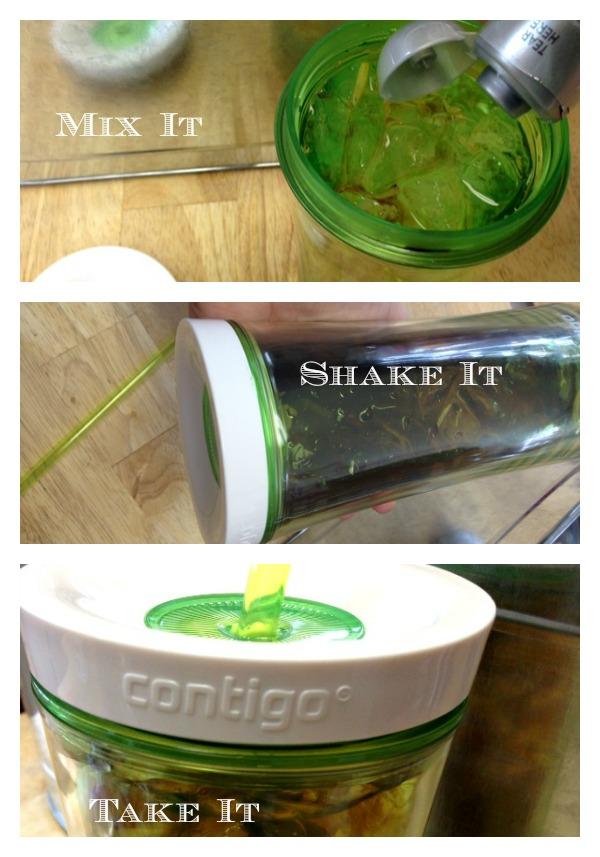 Mix it, Shake it, Take it