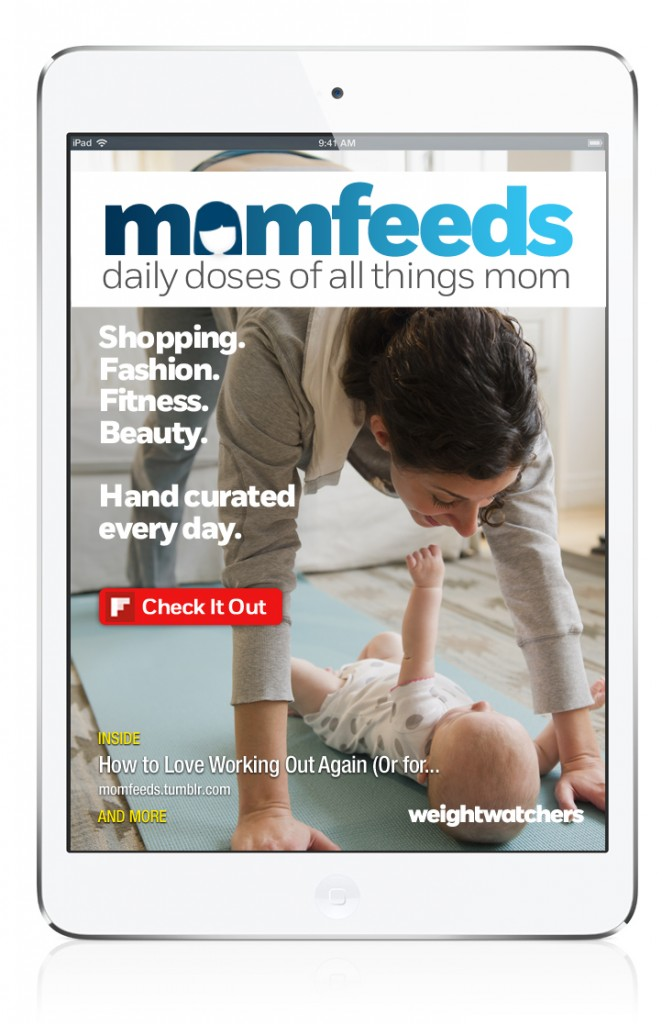 Free App for Busy Moms - MomFeeds