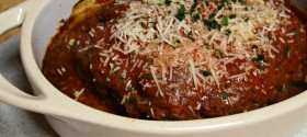 10 Minute Italian Meatloaf Recipe