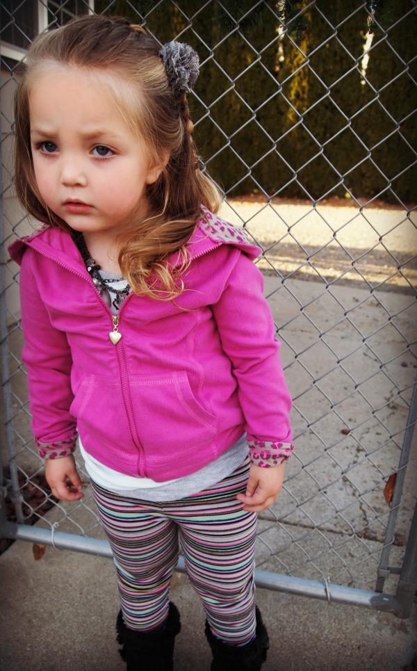 Grumpy Fashionista