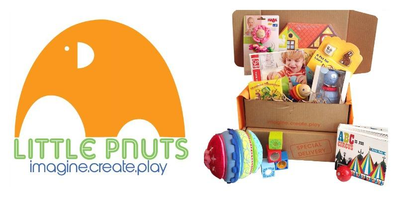 Little Pnuts Eco-Friendly Kid's Toys Giveaway!