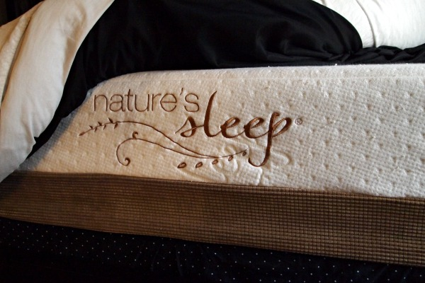 Nature's Sleep Memory Foam Mattress Cover