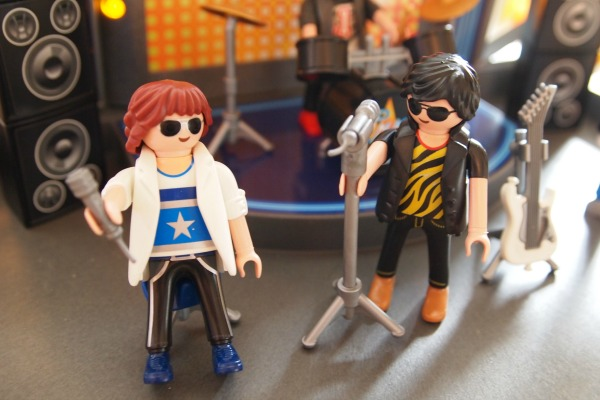PLAYMOBIL PopStars Playset Review