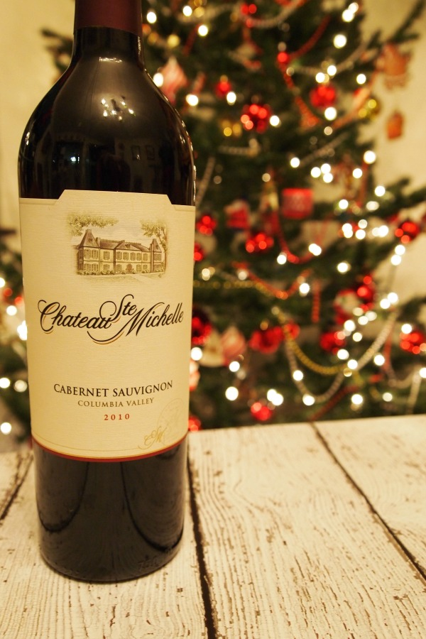 Chateau Ste Michelle for the holidays