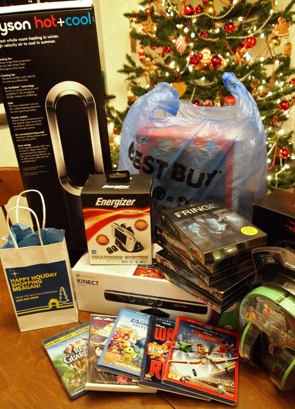 Holiday Gifts - shopping at Best Buy