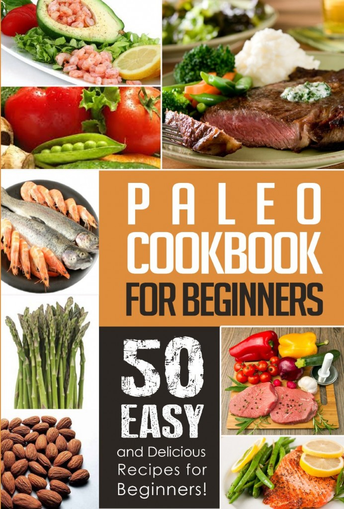 Paleo cookbook for beginners