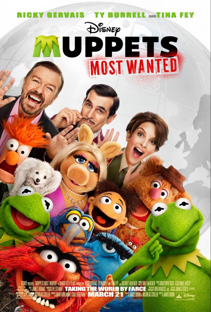 Why I Love the Muppets – #MuppetsMostWanted