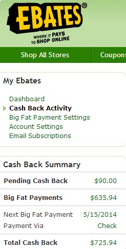 Do you really earn money with cash back sites?