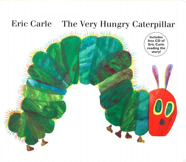 The Very Hungry Caterpillar 45th Anniversary