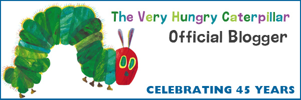 Very Hungry Caterpillar Official Blogger