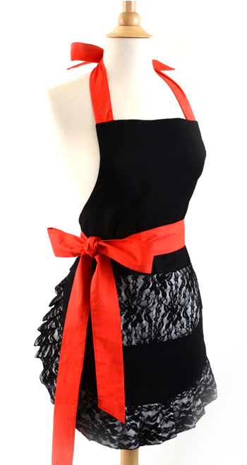 apron lace