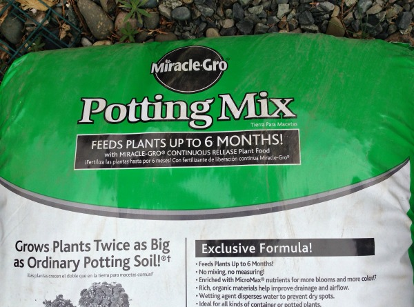 Miracle Gro - #GroSomethingGreater