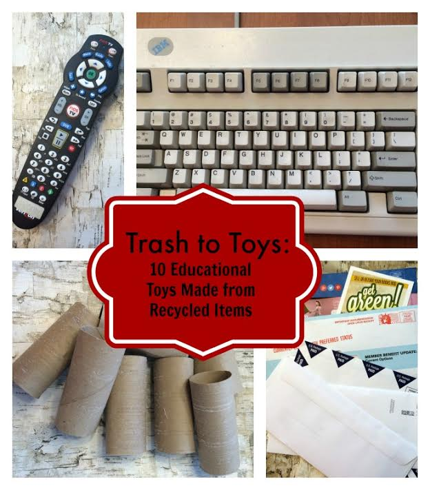Trash to Toys