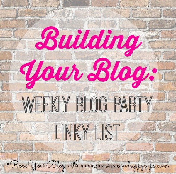 Blog Party Linky List